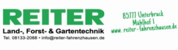 Reiter Landtechnik Fahrenzhausen Logo